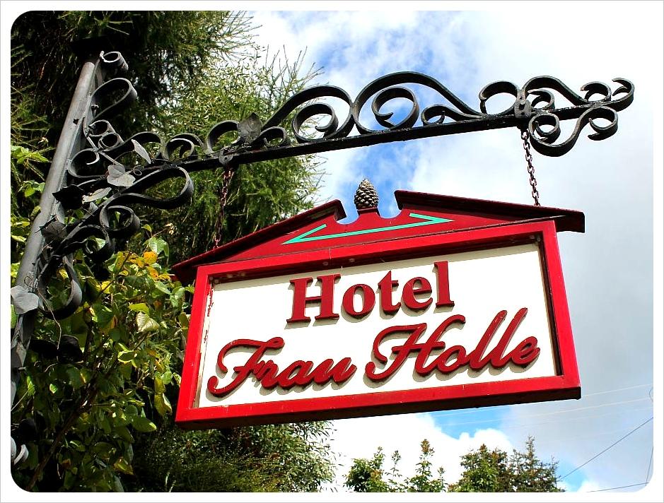 hotel frau holle frutillar