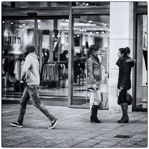 Street Life 2/10 by Fouquier ॐ