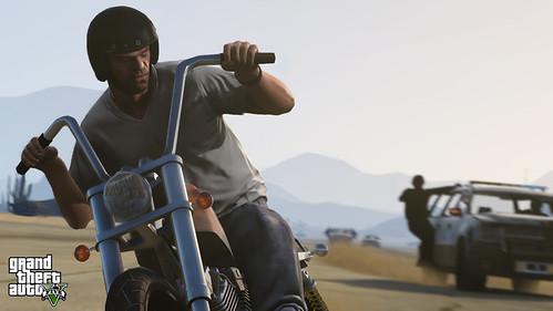 GTA5: nauji Grand Theft Auto screenai