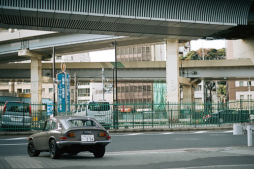 Honda S800M Coupe. by tokyo scooter stuff