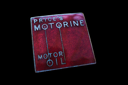 Price's Motorine Motor Oil  c1930s