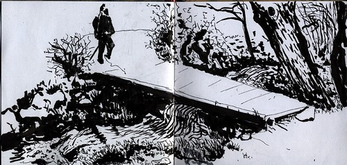 El puente sobre el arroyo de Fuente Corneja