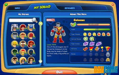 Marvel Super Hero Squad Online 2