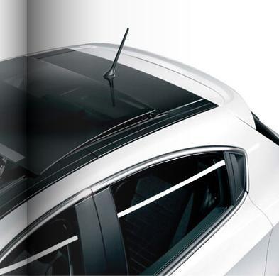 Alfa Romeo Giulietta 2010 dettaglio tetto apribile