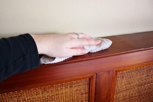 Homemade Eco Friendly Furniture Polish Life At Cloverhill