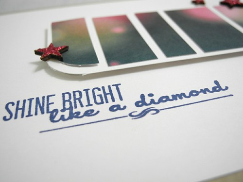 Shine Bright like a Diamond (detail)