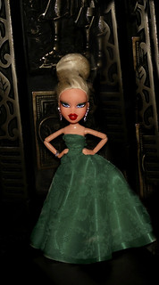 Coco Marcs - BNTM cycle 1 - Theme 2 - Glamorous Gowns option2