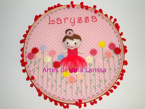 Laryssa by Artes de uma Larissa