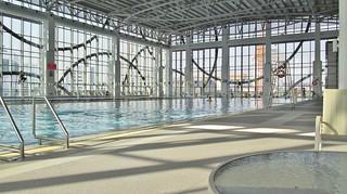 Swimming Pool - Zhujiang Road