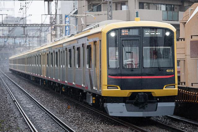 東急電鉄5050系4000番台 4110F 試運転