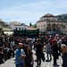 Demonstrators march in Athens in solidarity with Chalkidiki residents
