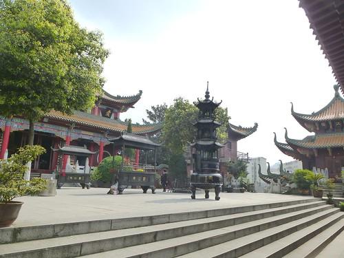 Guizhou13-Zunyi Temple Xiangshan (15)