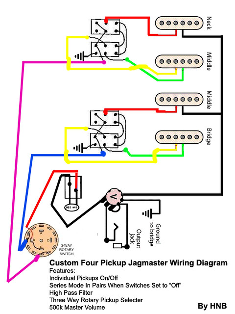 8668639399_c49ed35609_z custom jagmaster all other guitar models jag stang com forum jagmaster wiring diagram at bayanpartner.co