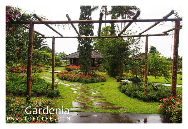 Gate Gardenia Manado