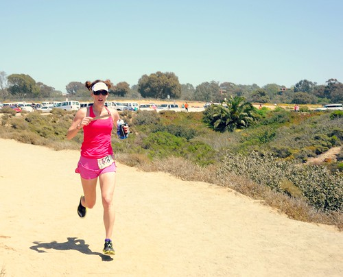 DRE motoring through her last leg at Ragnar