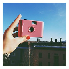 Look, the cutest camera ever!!!!! ✨