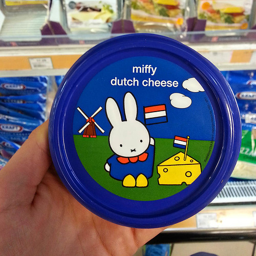 Miffy Cheese!