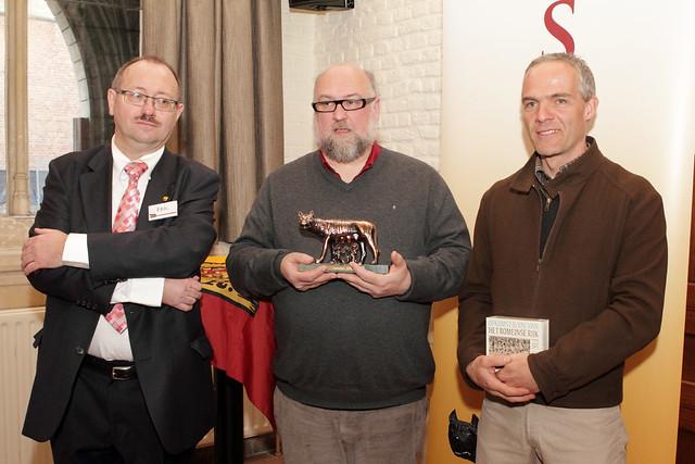 Uitreiking Romulusprijs 2013
