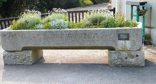 Cattle trough IoW
