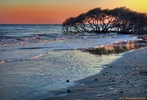 sunset beach sc southcarolina charleston follybeach atlanticocean lowcountry follybeachcountypark