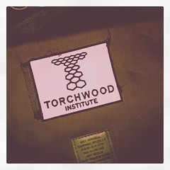 Torchwood bag