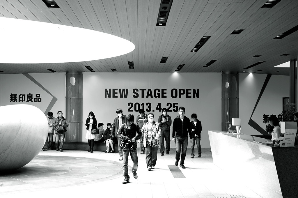 NEW STAGE OPEN