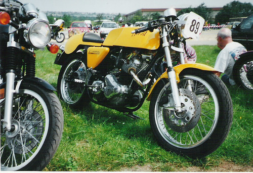 Barnsley Motorcycle Festival, June 2001 by bebopalieuday