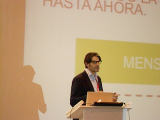 David Segura - IAB Spain y Doble You