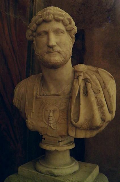Hadrian, Palazzo Altemps, Rome