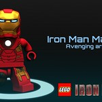 LEGO Iron Man 3 - Mark VII