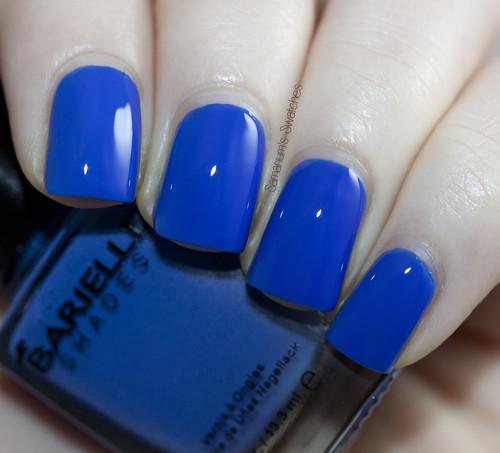 Barielle Blue Capri