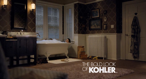 I Think Kohler Knows This Is A Weird Commercial Because They Turned Off Comments
