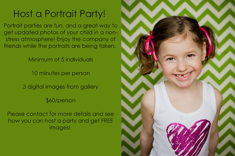portrait party