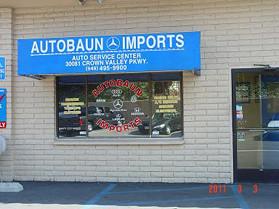 Autobaun Imports Laguna Niegeul - 949.495.9900