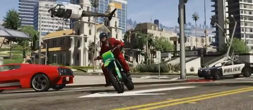 Grand Theft Auto V   Rugsėjo 17d.