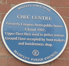 Photo of Blue plaque № 12042