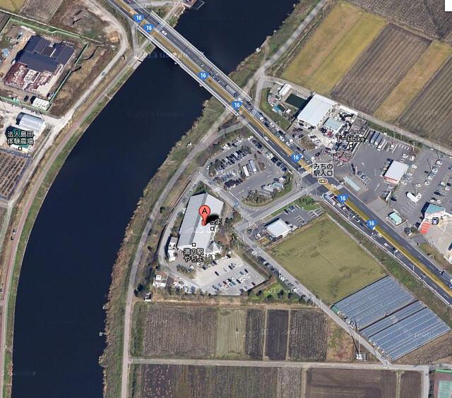 Google Map Snapshot