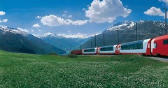 Doprava do Švýcarska