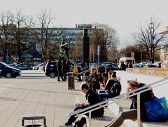 Spring in Uppsala