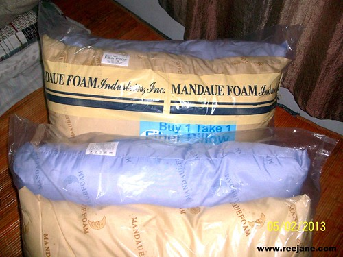 Buy 1 Take 1 Fiber Pillow