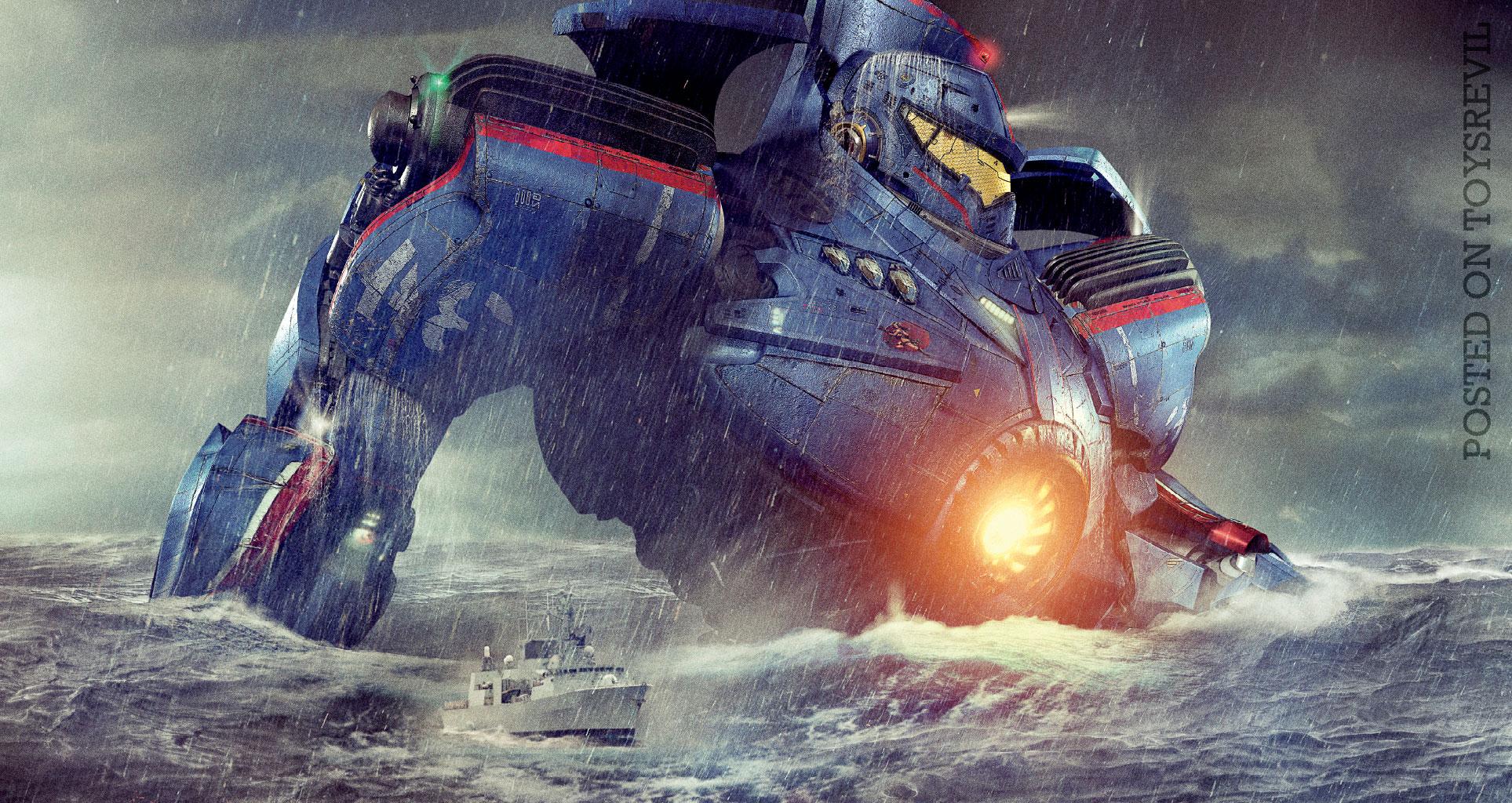 Pacific Rim Film: Jaeger Blueprint: Gipsy Danger Pacific Rim Jaeger Gypsy Danger Blueprint