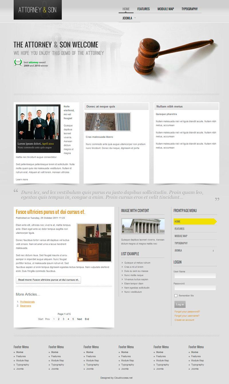 attorney-template