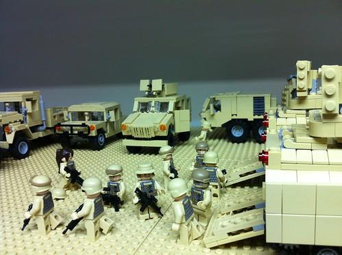 Lego Military Base Instructions Www Imgkid Com The