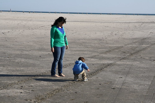 Jones Beach - April 2013
