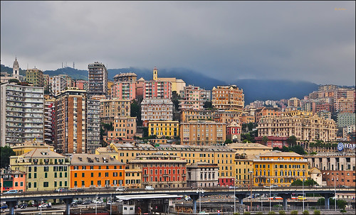 Genova from life of Charles Dickens
