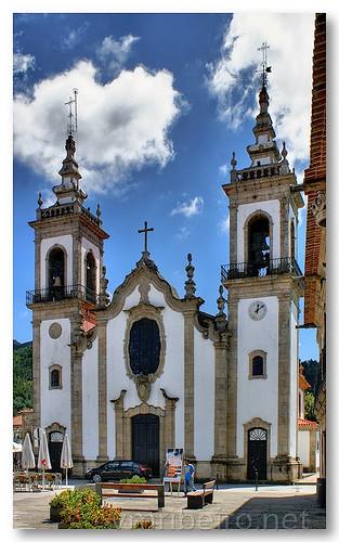 Igreja matriz de Vila Nova de Cerveira by VRfoto