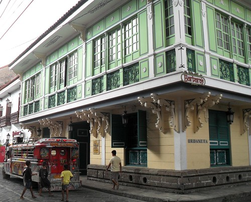 One of the best maintained examples of colonial architecture in the Intramuros