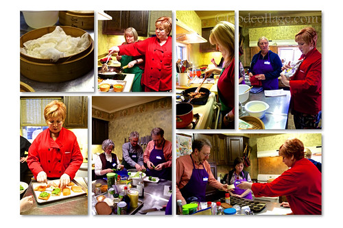 Chop Wok and Talk Cooking Class