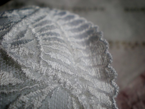 Bra Lace Detail