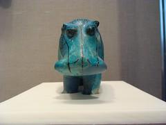 William the Hippopotamus (Met)
